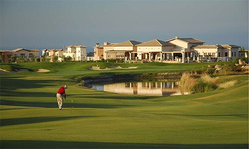Aphrodite Hills golf school