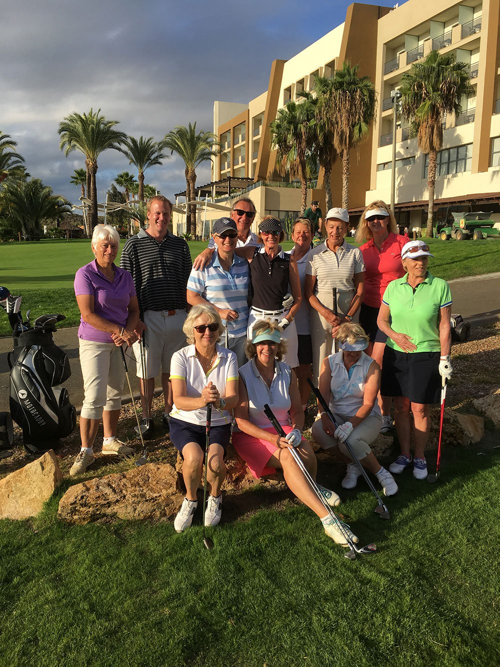 Valle del Este golf school 2017