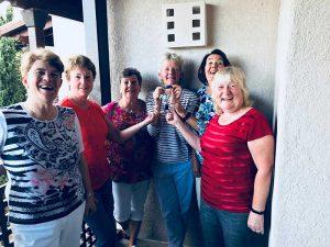 Bedfordshire Ladies @ El Rompido