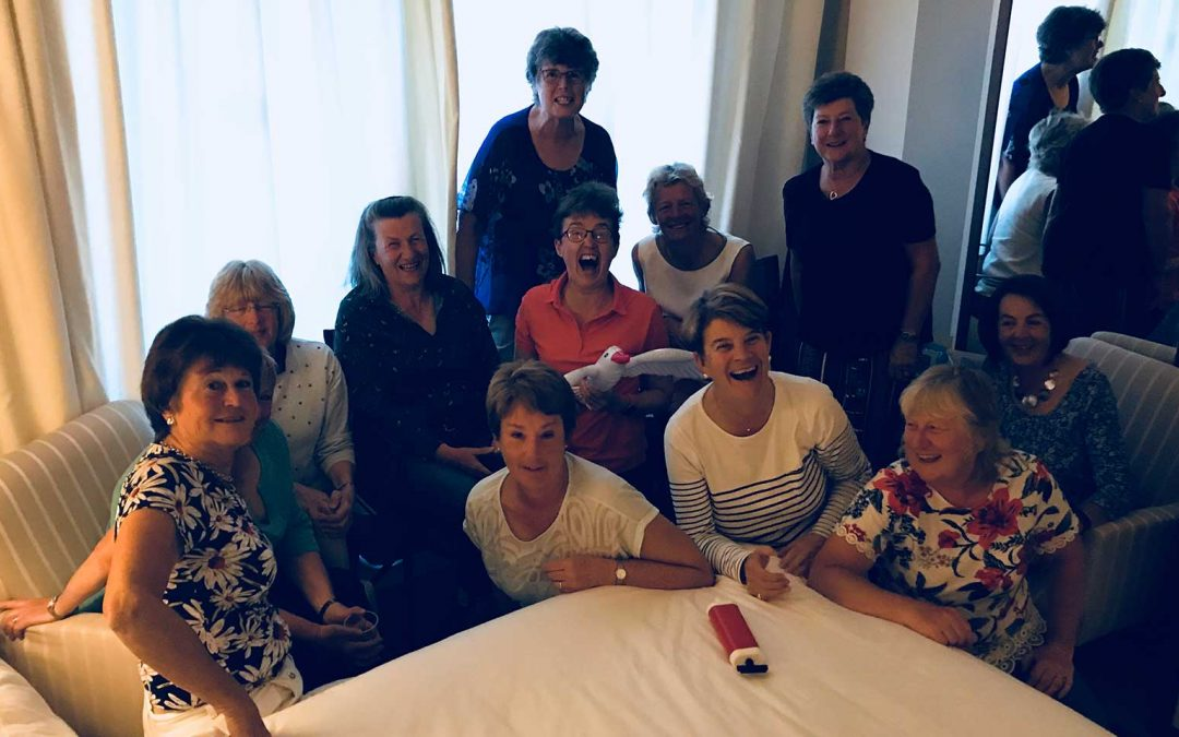Bedfordshire Ladies @ El Rompido, Spain, Spring 2019