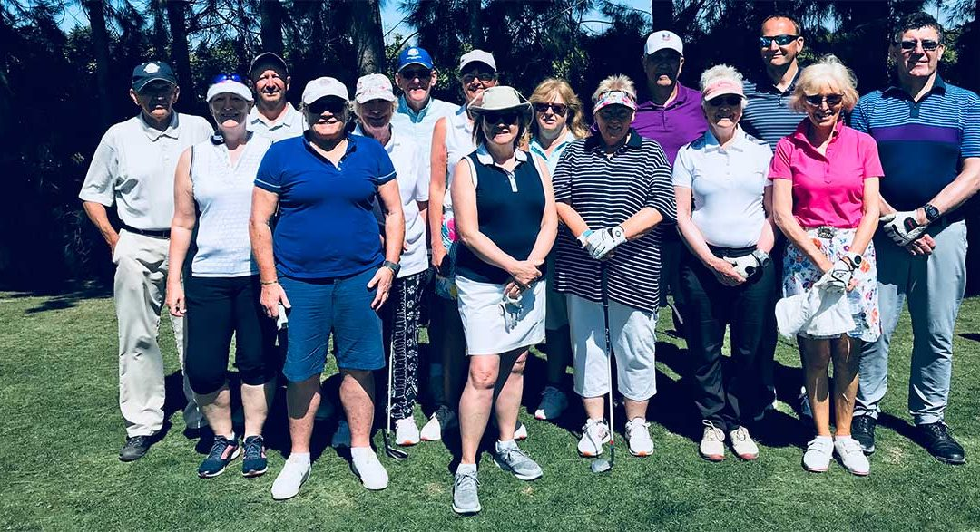 Tavira Golf School, Portugal, April 2019